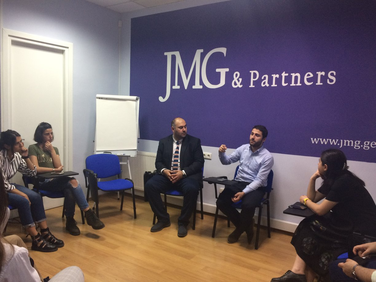 JMG & Partners has started roundtable discussions on different legal issues