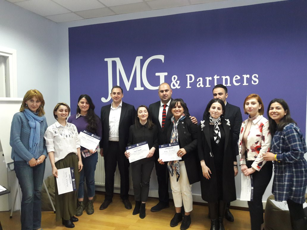 Training of JMG & Partners on the topic: Precontractual negotiations